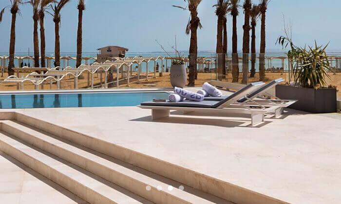 2 ספא מלון הוד המדבר בים המלח - יום פינוק ליחיד או לזוג הכולל עיסוי וארוחת בוקר או צהריים