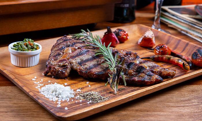 2 ארוחה לזוג במסעדת Boost FM, תל אביב