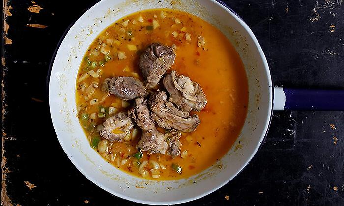9 מסעדת השף דיאנא בנצרת - ארוחה לזוג