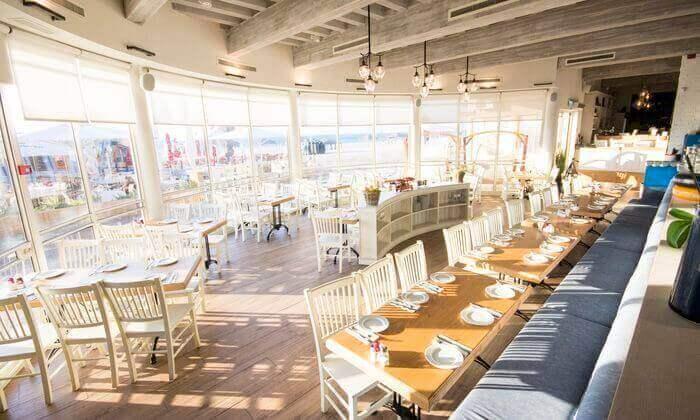 4 מסעדת בני הדייג בראשון לציון - ארוחה זוגית