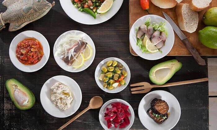 2 שורי בורי בהרצליה פיתוח - ארוחה לזוג או לרביעייה