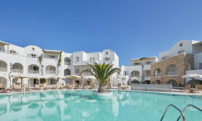 3 חבילת נופש לסנטוריני - מלון Aegean Plaza