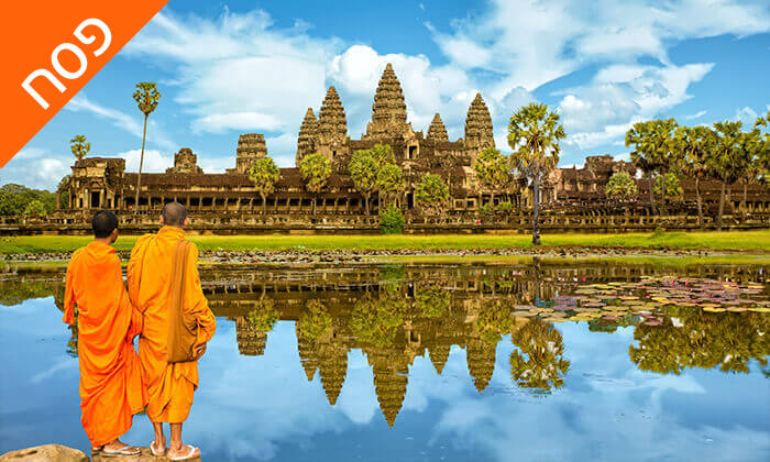 2 טיול מאורגן 12 ימים לוייטנאם וקמבודיה, כולל פסח