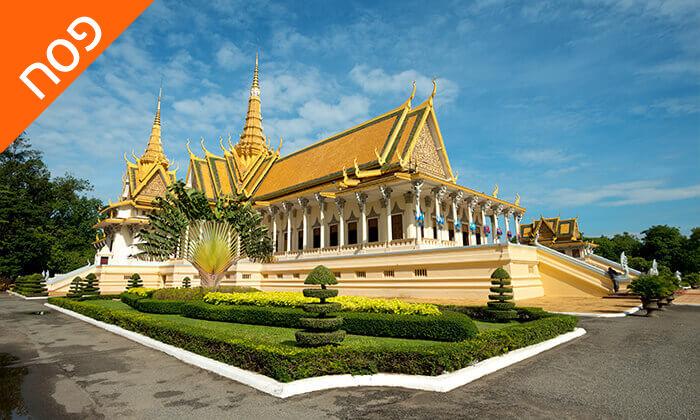 4 טיול מאורגן 12 ימים לוייטנאם וקמבודיה, כולל פסח