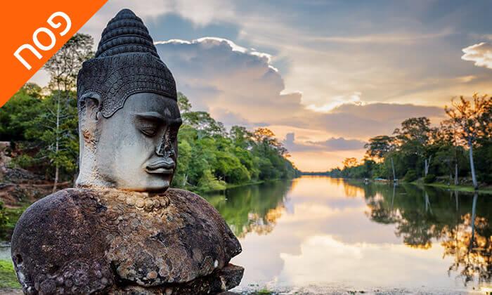 3 טיול מאורגן 12 ימים לוייטנאם וקמבודיה, כולל פסח