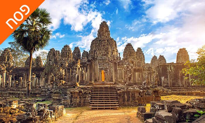 5 טיול מאורגן 12 ימים לוייטנאם וקמבודיה, כולל פסח