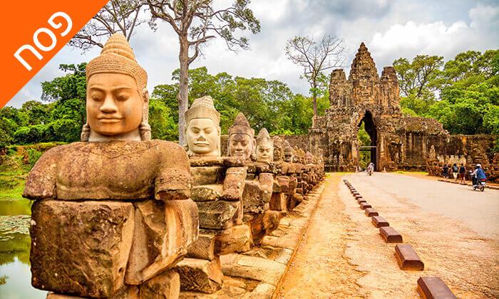 6 טיול מאורגן 12 ימים לוייטנאם וקמבודיה, כולל פסח