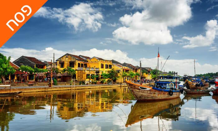 7 טיול מאורגן 12 ימים לוייטנאם וקמבודיה, כולל פסח