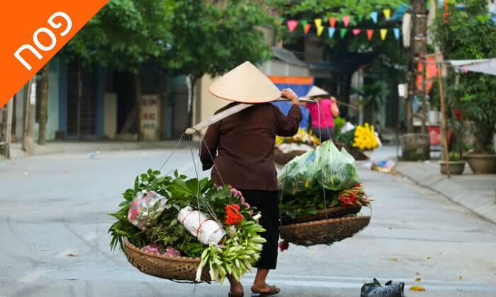 8 טיול מאורגן 12 ימים לוייטנאם וקמבודיה, כולל פסח