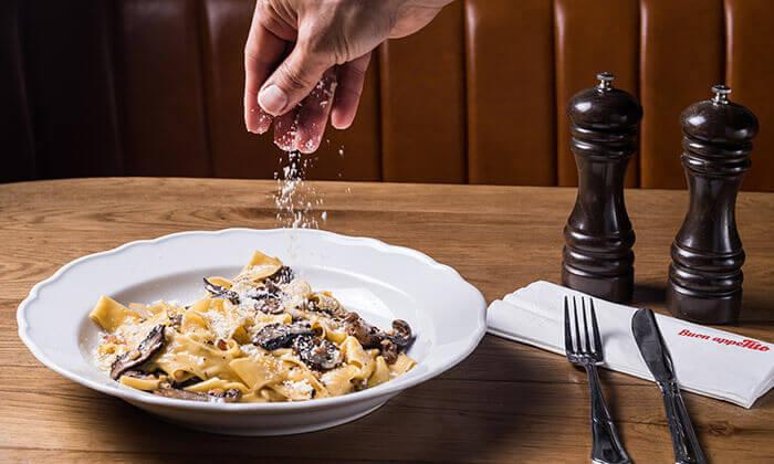2 מסעדת טיטו איטליאנו בגבעתיים - ארוחה זוגית