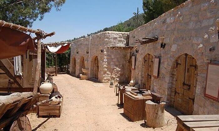 7 פעילות משפחתית במוזיאון עין יעל, ירושלים