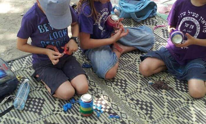 4 פעילות משפחתית במוזיאון עין יעל, ירושלים
