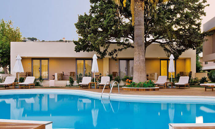 3 חבילת נופש ברודוס - מלון 5* Rodos Palace