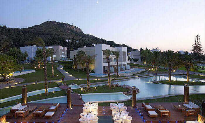 5 חבילת נופש ברודוס - מלון 5* Rodos Palace