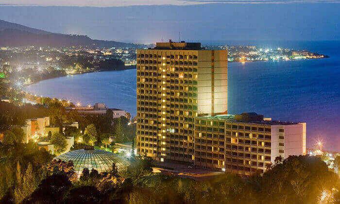 6 חבילת נופש ברודוס - מלון 5* Rodos Palace