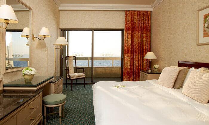 8 חבילת נופש ברודוס - מלון 5* Rodos Palace