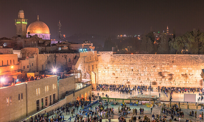 4 סיור סליחות ליחיד בירושלים עם Israel2Go