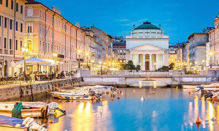 7 חבילת טוס וסע - קרואטיה, סלובניה, איטליה