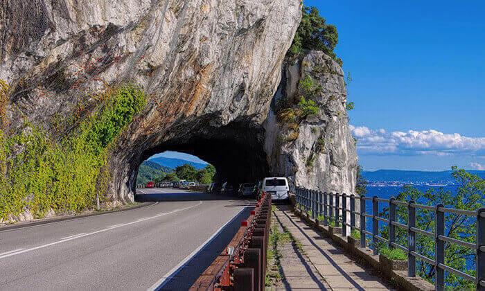 3 חבילת טוס וסע - קרואטיה, סלובניה, איטליה