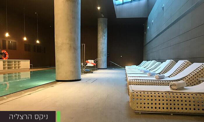 28 רשת Share Spa שר ספא - יום פינוק ליחיד עם עיסוי וכניסה לבריכה