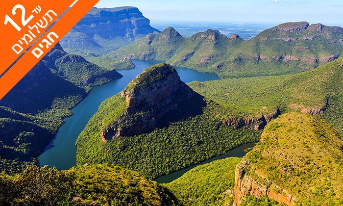7 טיול מאורגן 9 ימים בדרום אפריקה -טבע פראי ואורבניות