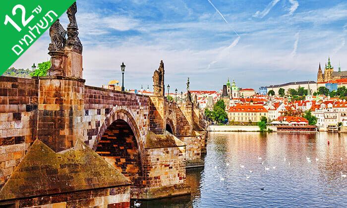 2 סוכות בפראג - גשרים יפים, אווירה רומנטית, שופינג והבירה הכי טעימה