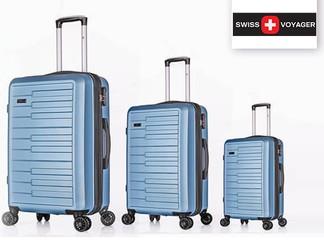 סט 3 מזוודות SWISS ברלין