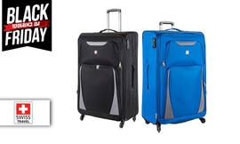 מזוודה משפחתית 32 אינץ' SWISS