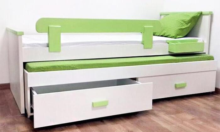 2 מיטת ילדים נפתחת