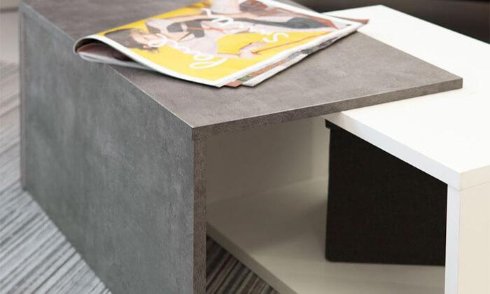 3 שולחן סלון מודולרי BRADEX