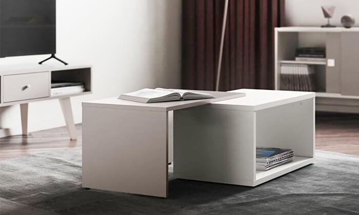 10 שולחן סלון מודולרי BRADEX