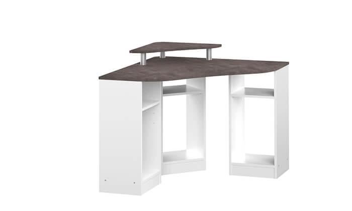 7 שולחן עבודה פינתי BRADEX