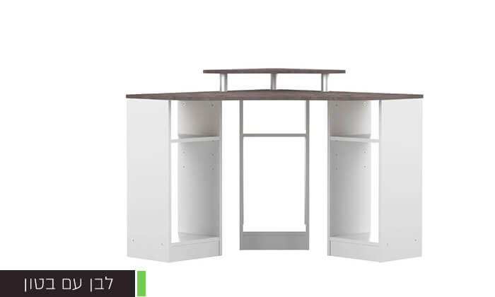 4 שולחן עבודה פינתי BRADEX