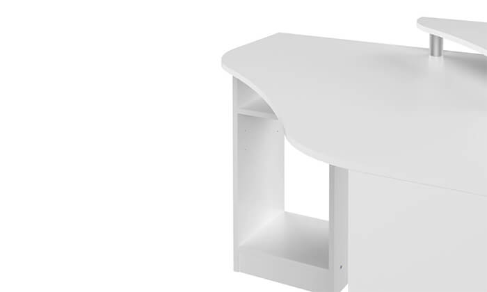 12 שולחן עבודה פינתי BRADEX