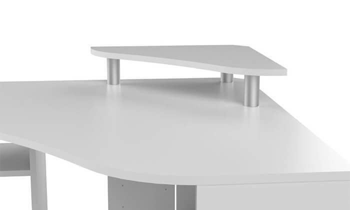 10 שולחן עבודה פינתי BRADEX