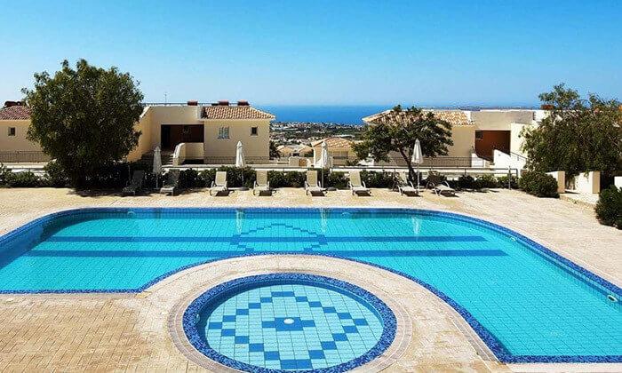 9 חבילת נופש בפאפוס, קפריסין - מלון Club StGeorge