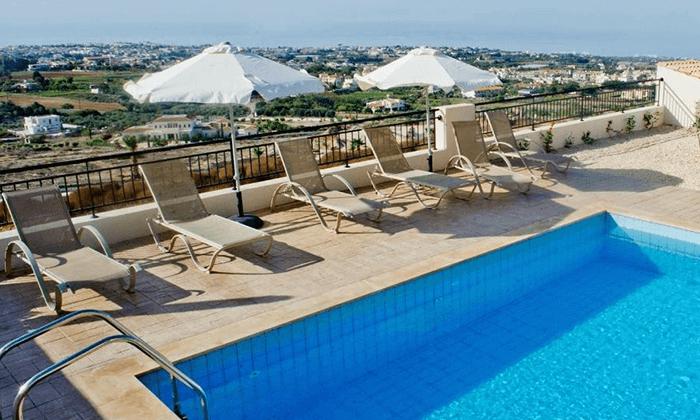 2 חבילת נופש בפאפוס, קפריסין - מלון Club StGeorge