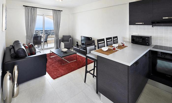 8 חבילת נופש בפאפוס, קפריסין - מלון Club StGeorge