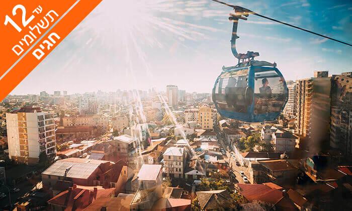 3 בטומי, גאורגיה: שווקים, שופינג ומלון 5* מומלץ, כולל חגים