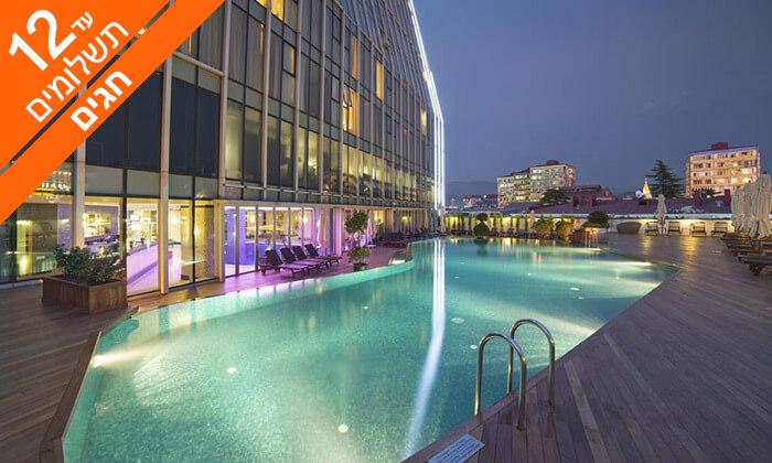 2 בטומי, גאורגיה: שווקים, שופינג ומלון 5* מומלץ, כולל חגים