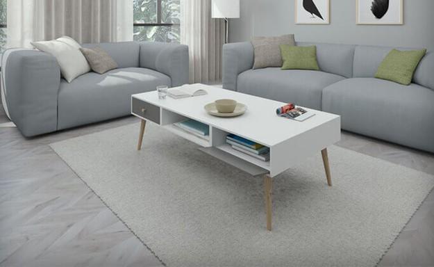 שולחן לסלון דגם נאפולי