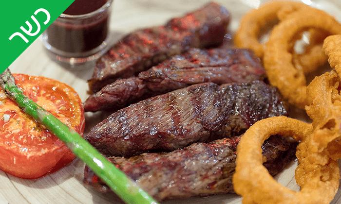 4 אוכל כשר באווירה ספרדית - Iilan's kosher burger bar ברצלונה