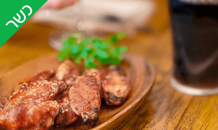 7 אוכל כשר באווירה ספרדית - Iilan's kosher burger bar ברצלונה