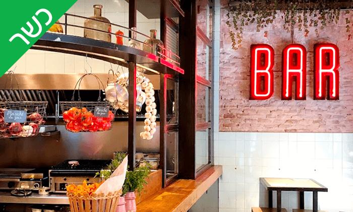 3 אוכל כשר באווירה ספרדית - Iilan's kosher burger bar ברצלונה