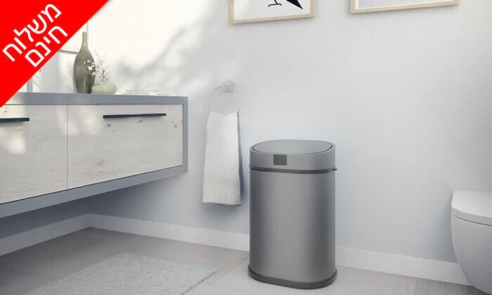 6 פח אשפה אוטומטיRAZCO מסדרת Premium   משלוח חינם