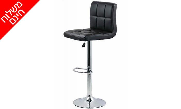 7 2 כיסאות בר מדגם 8028 | משלוח חינם