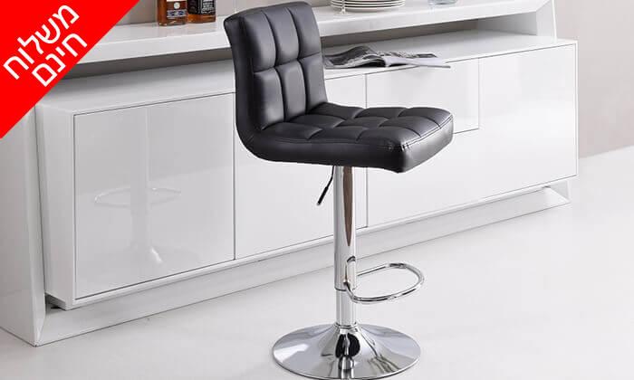6 2 כיסאות בר מדגם 8028 | משלוח חינם