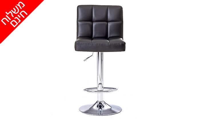 9 2 כיסאות בר מדגם 8028 | משלוח חינם