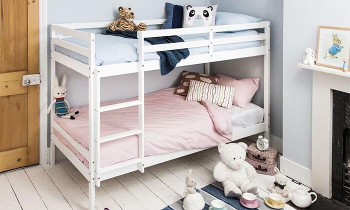 2 מיטת קומתיים לילדים ונוער BRADEX