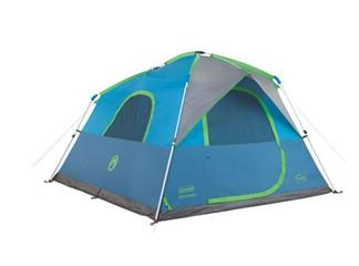 אוהל משפחתי ל-6 אנשיםColeman
